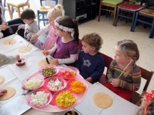 טורטיות לילדים 2-006