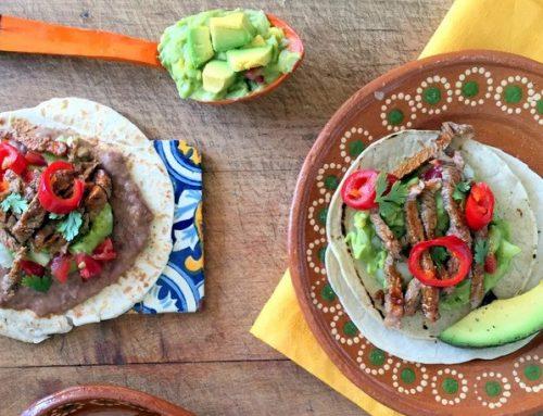 חבילה מדליקה להכנת ארוחה מקסיקנית בקלי קלות