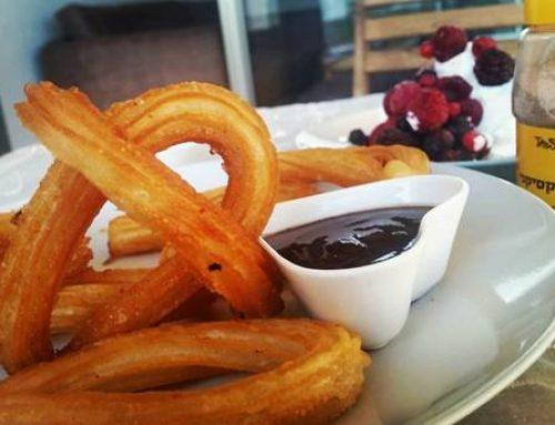 הבלוגרית יפית ארז מכינה ארוחה זוגית רומנטית ממוצרי טרז פזוס